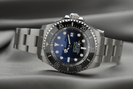Eine der gestohlenen Rolex-Uhren.