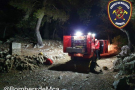 Zwei Kletterer bei Bunyola gerettet