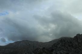 Windige Regenkeule rückt nach Mallorca vor