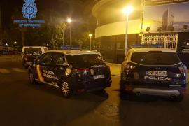 Polizisten geschlagen: Junge Frau in Palma verhaftet