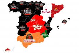 Mallorquiner stehen auf Hyundai und Galicia-Bier