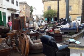 Regentief versetzt Sant-Llorenç-Bewohner in Angst