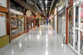 Zukunft von Palmas Geister- Einkaufszentrum unsicher