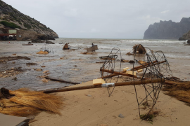 Mallorca-Unwetter brachte 154 Liter Regen pro Quadratmeter