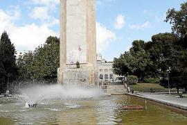 Das Monument aus dunkler Zeit, das die Insel spaltet