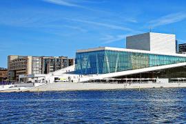 Oslo ist einer der Hotspots in Europa.