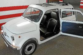 Wer kann sich noch erinnern? Ein alter Fiat.