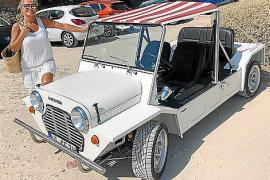 Strandauto der 70er aus französischer Produktion.