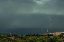 Wetter-Warnstufe auf Mallorca auf Gelb gesenkt