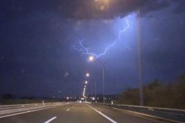 Weiter Warnstufe Gelb auf Mallorca