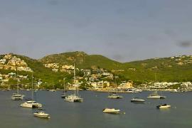 Mann schlägt Wachmann in Port d'Andratx ins Gesicht