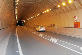 Sóller-Tunnel wird teilweise gesperrt