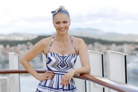 Franziska Knuppe wird neues Aida-Schiff in Palma taufen