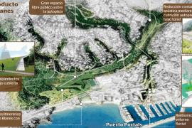 Calvià hält unbeirrt an geplantem Riesen-Tunnel fest