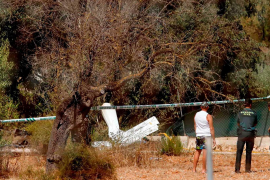Helikopter und Leichtflieger kollidierten nicht frontal