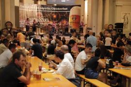 Mallorca-Oktoberfest feierlich eröffnet
