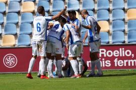 Atlético Baleares gewinnt durch spätes Tor