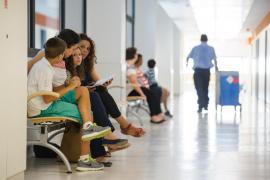 Patienten auf Mallorca warten monatelang auf einen Termin