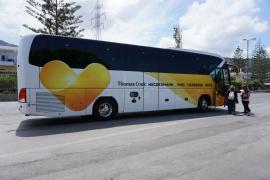 30 Prozent von Mallorcas Busfirmen abhängig von Cook