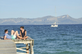 Oktober auf Mallorca wird wärmer als üblich