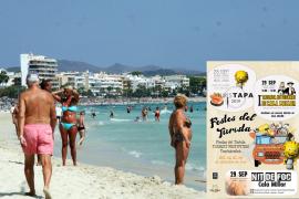 Touristentage in Cala Millor erleben Höhepunkt