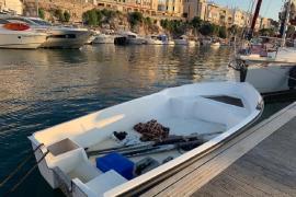 Flüchtlinge in Ruderboot vor Mallorca aufgegriffen