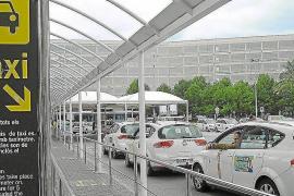 Eine App soll den Taxi-Service verbessern