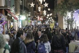 Ab 28. November leuchtet Palma weihnachtlich
