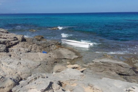 Erneut erreicht Migranten-Boot Mallorcas Küste