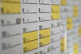 14 Feiertage für 2020 in Spanien festgelegt