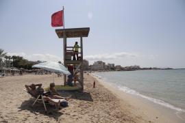 Palma schließt nach Regen erneut Stadtstrände