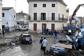 Die Angst bleibt im Katastrophen-Ort Sant Llorenç