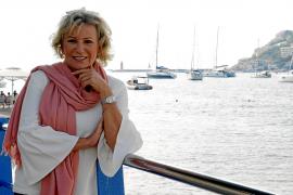 Treffunkt auf der Mole in Port d'Andratx: Hier hatten sich Sabine Christiansen und das Mallorca Magazin zum Interview verabredet.