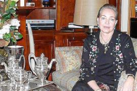 Diane von Württemberg versteigert Mallorca-Objekte