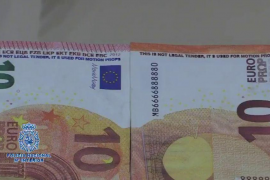Polizei warnt vor Falschgeld in ganz Spanien
