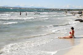 Der Sommer kehrt mit fast 30 Grad zurück nach Mallorca