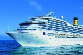 Kreuzfahrtpassagier vor Menorca von Bord evakuiert