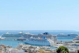 Palma darf Kreuzfahrtschiff- Zahl nicht begrenzen