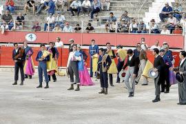 Bombenalarm beim Stierkampf in Inca