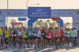Zwei Deutsche gewinnen den Zafiro-Palma-Marathon