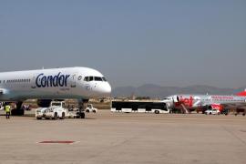 Staatskredit für Condor sichert 600 Mallorca-Flüge