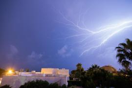 5000 Blitze auf Balearen bei jüngstem Unwetter
