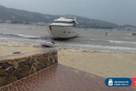 Geister-Yacht verärgert Palmanova-Bewohner