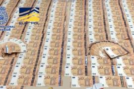 Spanienweit operierende Geldfälscherbande gesprengt