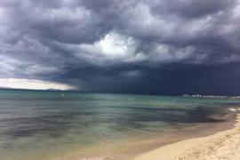 Sturm und Regen nähern sich langsam aber sicher Mallorca