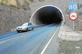 Immer mehr Autos nutzen auf Mallorca den Sóller-Tunnel