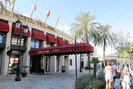 Das Hotel Villamil ist das erste Haus am Platz.