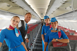 Hinter den Kulissen von Eurowings in Palma