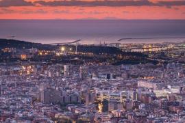 Meteorologe schießt Mallorca-Foto von Barcelona aus