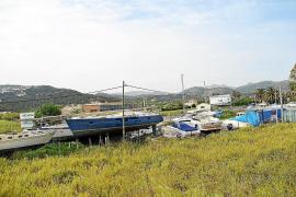 Streit um Trockenstellplätze in Port d'Andratx geht weiter